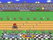 BS Excitebike - Bunbun Mario Battle Stadium 2 snes Game