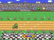 BS Excitebike - Bunbun Mario Battle Stadium 4 snes Game