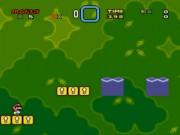 Crazy Mario World snes Game