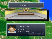 Dragon Ball Z – Super Gokuuden Totsugeki – Super Nintendo (SNES) Game