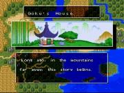 Dragon Ball Z Super Gokuden – Kakusei Hen – Super Nintendo (SNES) Game