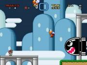 Frank's Super Mario World snes Game