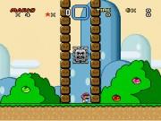 Kaizo Mario World 2 snes Game