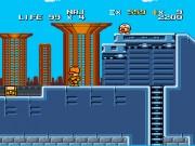 Kid Adventure 4 - Kid Xtreme (Super Mario World hack) snes Game