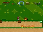 Kyouji's Mario World snes Game