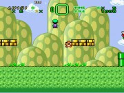 Luigi's Adventure - Mario X World Series snes Game