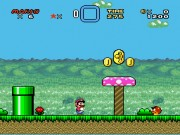 Mario Brothers Adventures (demo 2) snes Game
