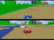 Mario Kart Offroad EX snes Game