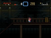 Mario Wakes Up snes Game