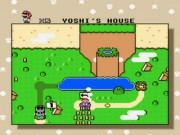 Mario World Super snes Game