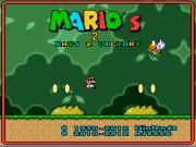 Mario's 2 Ways 2 Victory snes Game