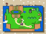 Mario's Fun Levels Demo 2 snes Game