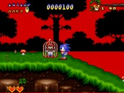 Sonic the Hedgehog - SNES snes Game