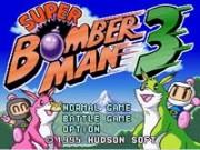 Super Bomberman 3 Online