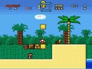 Super Mario Bros. 5 Reborn – Super Nintendo (SNES) Game