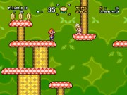 Super Mario World - Quest on Full Moon Island