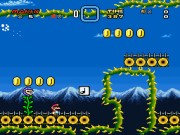 Super Mario World - The Bramble Invasion (beta) Snes Game