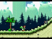 супер марио мир 2 плюс - игра Ёси острова