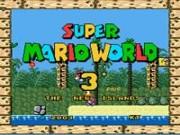 супер марио мир 3 - игра новых островов