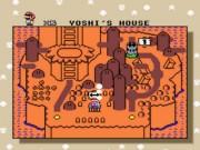 Super Mario World Advanced - игра Snes в обычном режиме