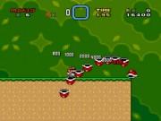 Super Mario World Advanced - очень простой режим игры Snes