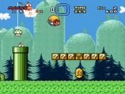 Супер Марио мир улучшил игру Snes