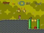 Super Mario World Hack by Unknown