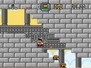 cuộc phiêu lưu mới của siêu mario - trò chơi snes fury của thợ sửa ống nước