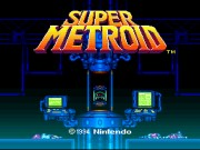 Super Metroid – Reverse Boss Order (Impossible)