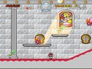 The Mario (demo) - Super Nintendo (SNES) Game
