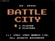 Battle City Game