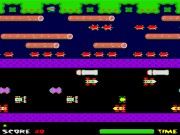 Frogger Flash Classic Game