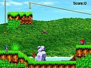 Sonic the Hedgehog Flash Classic Game