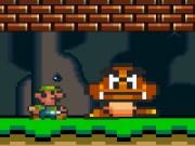 Jogo Luigi Cave World Online Gratis