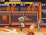 Street Fighter II Game