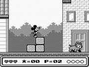 Mickey's Dangerous Chase Game