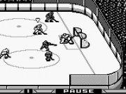 Konami Ice Hockey Game