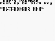 Pokemon Red-Blue 2-in-1