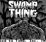 Swamp Thing (USA, Europe)