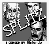 Splitz - Nigaoe 15 Game (Japan)
