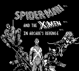Spider-Man and the X-Men in Arcade's Revenge (USA, Europe)