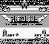 Parodius (Europe) on gb