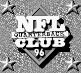 NFL Quarterback Club '96 (USA, Europe) on gb