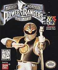 Mighty Morphin Power Rangers - The Movie (USA, Europe)
