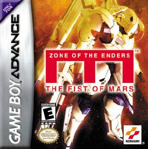 Zone of the Enders - The Fist of Mars (U)(Mode7)