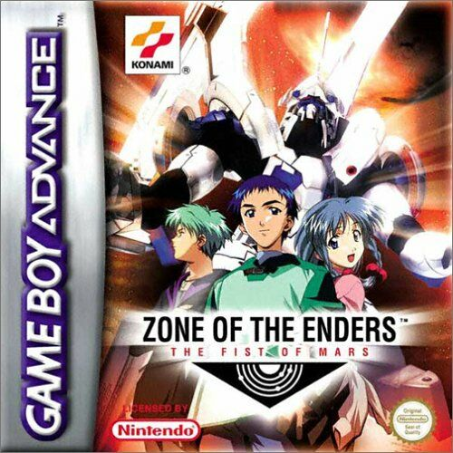 Zone of the Enders - The Fist of Mars (E)(Cezar)