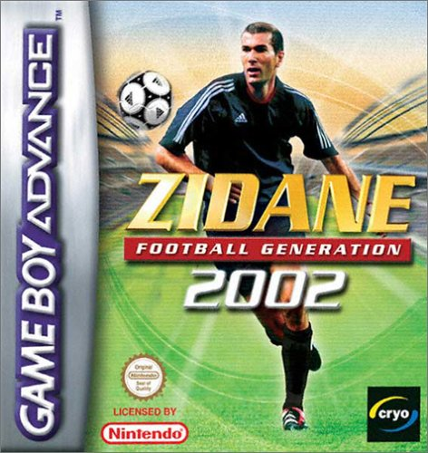 Zidane Football Generation 2002 (E)(Mode7)