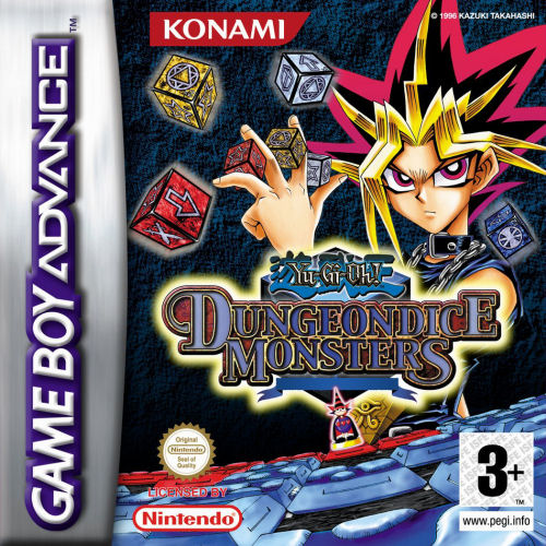 Yu-Gi-Oh! Dungeon Dice Monsters (E)(Rising Sun)