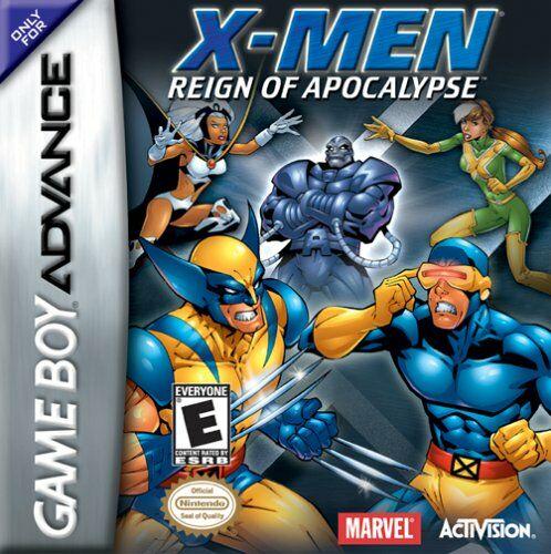 x-men snes mutant apocalypse rom