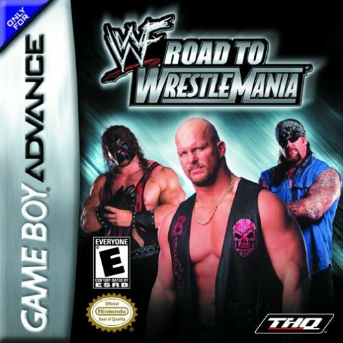 WWF - Road to Wrestlemania (U)(Eurasia)